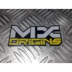 Autocollant MX ORIGINS (...