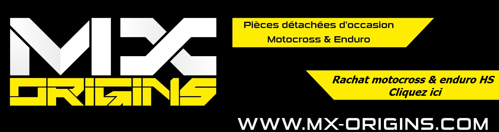 Rachat Motocross & Enduro HS